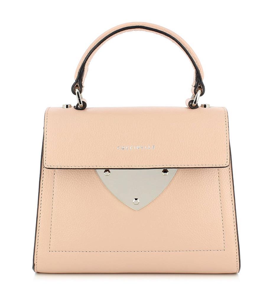 30c60a9d5103e Lederhandtasche B14 Medium - Hellrosa - Kollektion B14 - Handtaschen -  Coccinelle - Trends