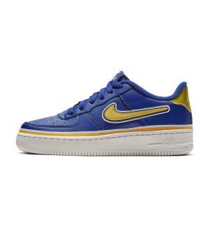 separation shoes f8c53 8e6d6 Sneakers Nike Air Force 1 LV8 - Dunkelblau und Gelb