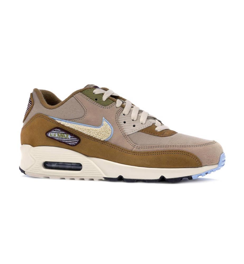 online store 3971a d895c Sneakers Nike Air Max 90 - Camel und Hellbraun - Herren - Nike - Trends