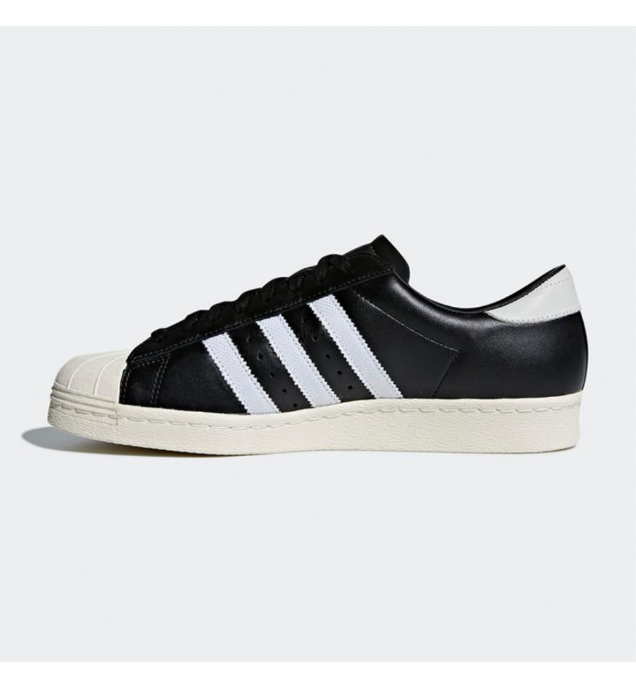 adidas superstar schwarz weiß sale
