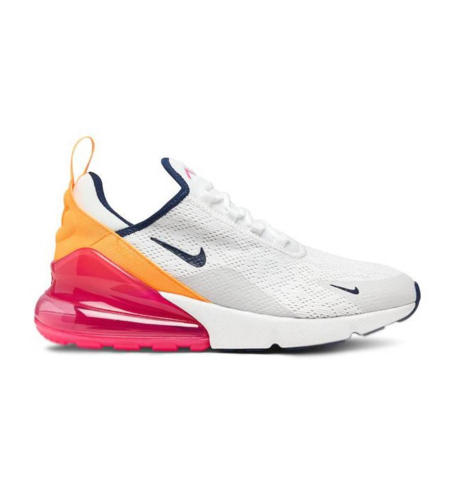 AIR MAX 270 Weiß | Nike Damen Sneaker