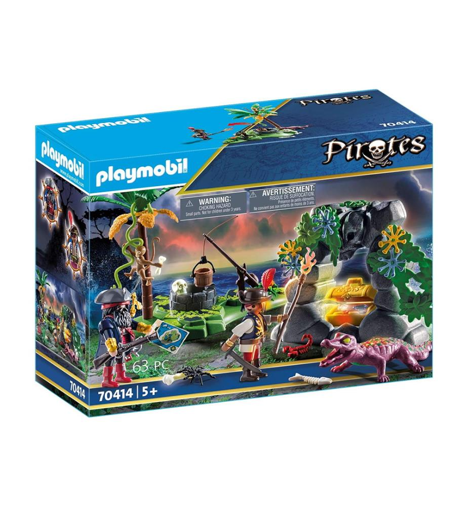 playmobil 70415 pirat mit kanone  playmobil pirates