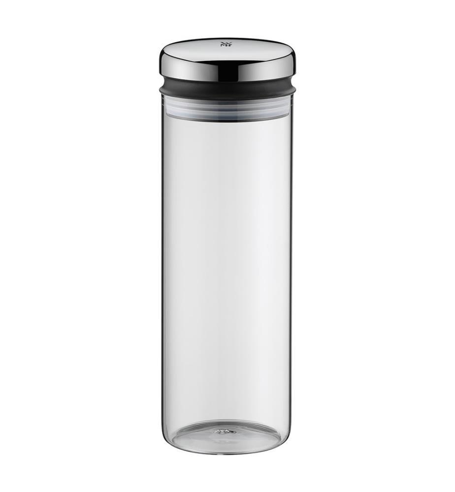 Einmachglas 1.5 l - Silber und Transparent - WMF