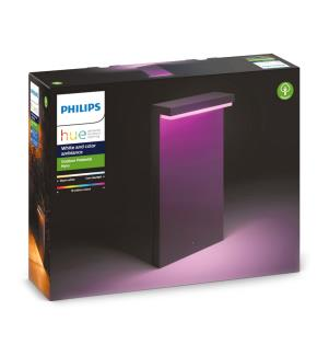 PHILIPS HUE - White & Color Ambiance, Outdoor-Sockelleuchte Nyro