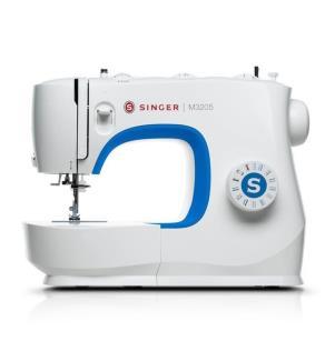 SINGER - Nähmaschine 23 Stiche 70 W - M3205