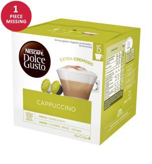 Nescafé Dolce Gusto Cappuccino - 8 x 12 g