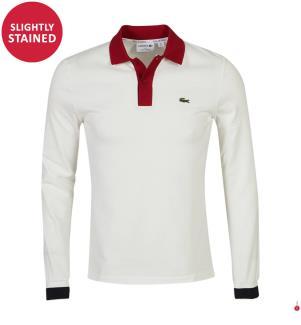 Poloshirt Regular Fit - Weiss