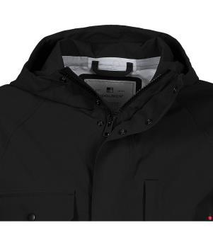 Jacke Mountain Jacket 2L - Schwarz